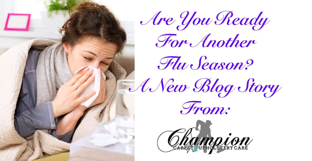 Are you ready for another flu season?