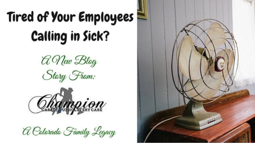 Tired of Your Employees Calling in Sick?