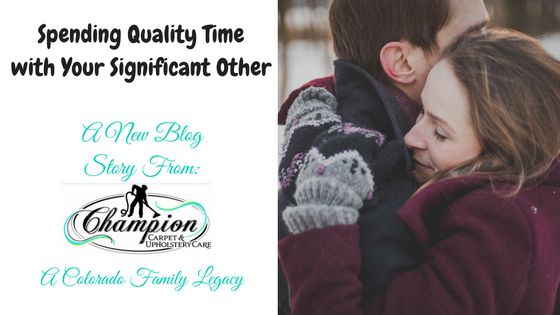 Champion Mom – Spending Quality Time With Your Significant Other