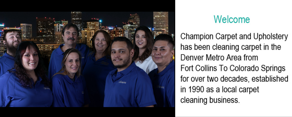 Champion Carpet & Upholstery Care Inc.